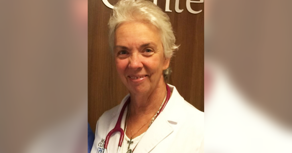 2019 Caring Celebration Honoree – Elizabeth A. Johnson, M.D.