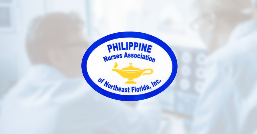 New Partnership | Philippine Nurse Association of Northeast Florida (PNANEF) Volunteer Health Clinic