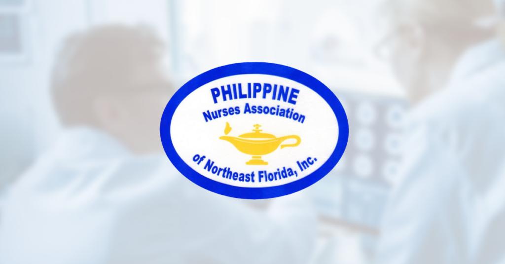 New Partnership | Philippine Nurse Association of Northeast Florida (PNANEF) Volunteer Health Clinic